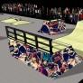 Camp Rubicon host the NASS Public Skatepark