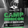 Rubicon Scooter Camp Poster 2016