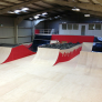 An Indoor Park Every Day for 2017 Scooter Camps!