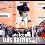 Luis Barrios joins the Summer line-up